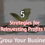 5 Strategies for Reinvesting Profits to Grow Your Business