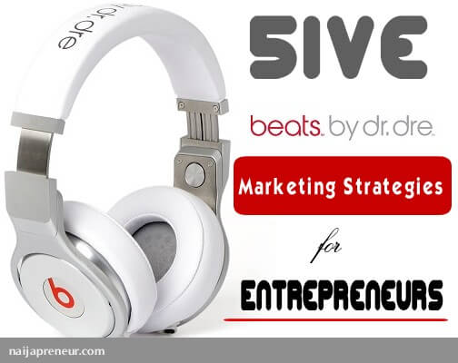 beats by dre marketing strategies
