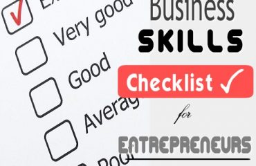 business skills checklist
